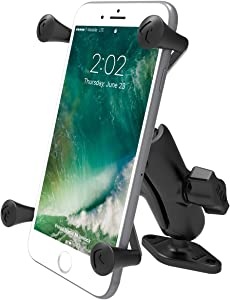 RAM X-Grip Large Phone Mount with Diamond Base