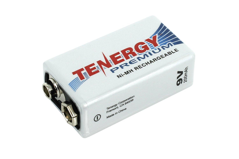 20 pcs of Tenergy Premium 9V 200mAh NiMH Rechargeable Batteries by Tenergy (Image #5)