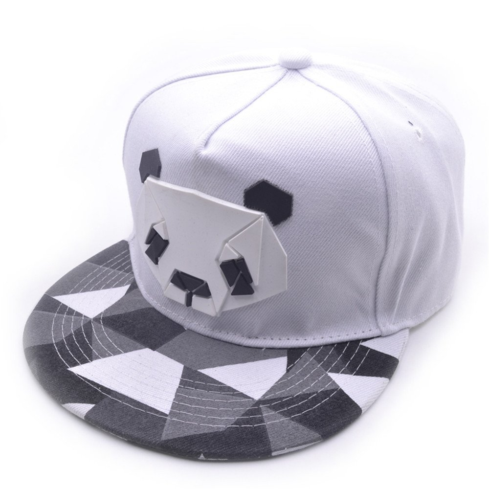 Frauen Sport Baseball Panda Cap Snapback Golfball Hip-Hop Hut M/ützen /& Caps YULAND Damen M/ütze Strickm/ütze Winterm/ütze Accessoires H/üte
