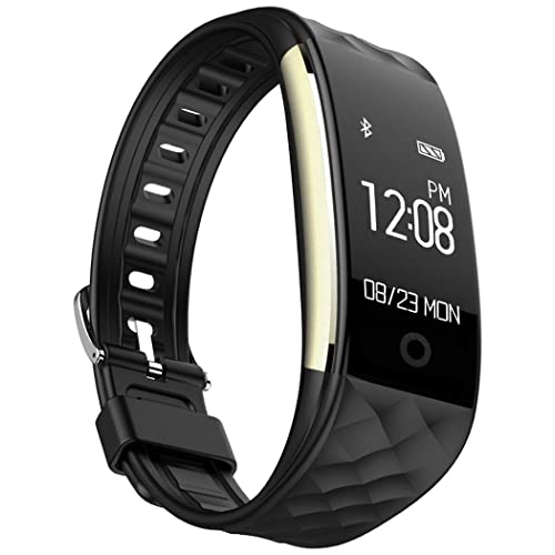 EFOSHM Fitness Tracker with Heart Rate IP67 Water Resistant Activity Tracker Sports Watch Calorie Cycling Call/SMS Whatsapp Facebook Reminder for iPhoneX 8 Plus Samsung S8+ Android or iOS