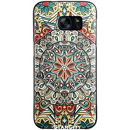 Galaxy S7 Case, StarCity Samsung Galaxy S7 TPU Case, Flexible Soft TPU Case Skin Gel Protective Cover Case for Samsung Galaxy S7 (Tribal) Sales