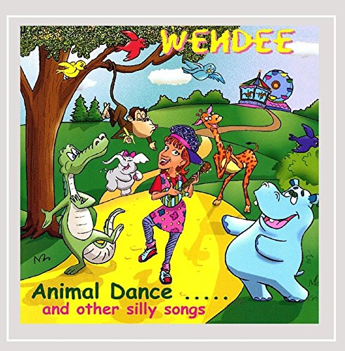 Price comparison product image Animal Dance and Other Silly Songs