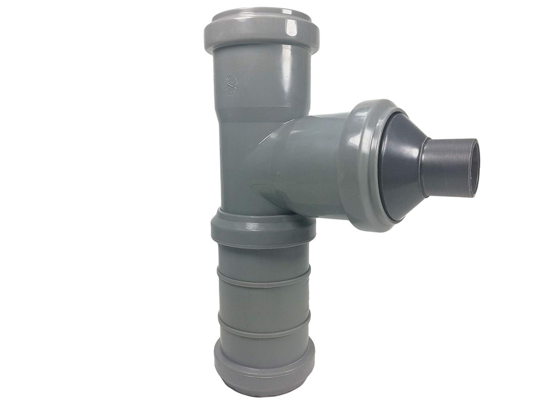 Regensammler Standard für Fallrohre braun Regenwassersammler Fallrohrfilter