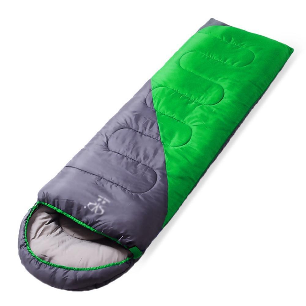 Outdoor-Umschlag-Schlafsack mit hohlem Baumwolle geringen Gewicht für erwachsenes Camping