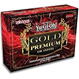 Yu-Gi-Oh! - Jeux de Cartes - Packs Edition Spéciale - Premium Gold : Or Infini ( Infinite Gold )