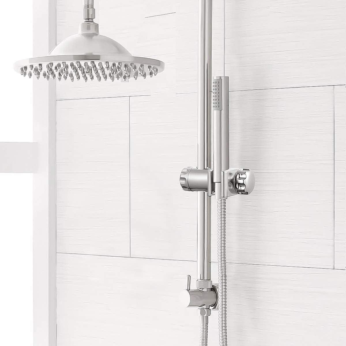 ounona Soporte ajustable alcachofa y barra de ducha para repuesto: Amazon.es: Hogar