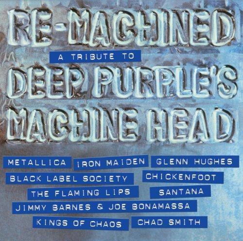 Re Machined Tribute Deep Purples Machine