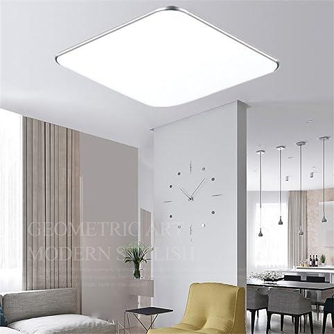MCTECH® 24W LED Deckenbeleuchtung Ultraslim Modern Deckenleuchten ...