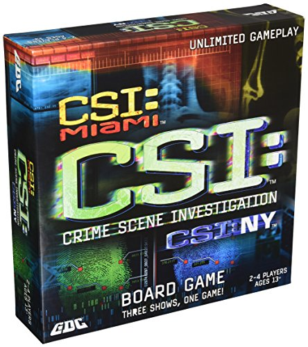 GDC-GameDevCo Ltd. CSI Board Game]()