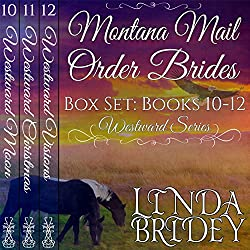 Montana Mail Order Bride Box Set
