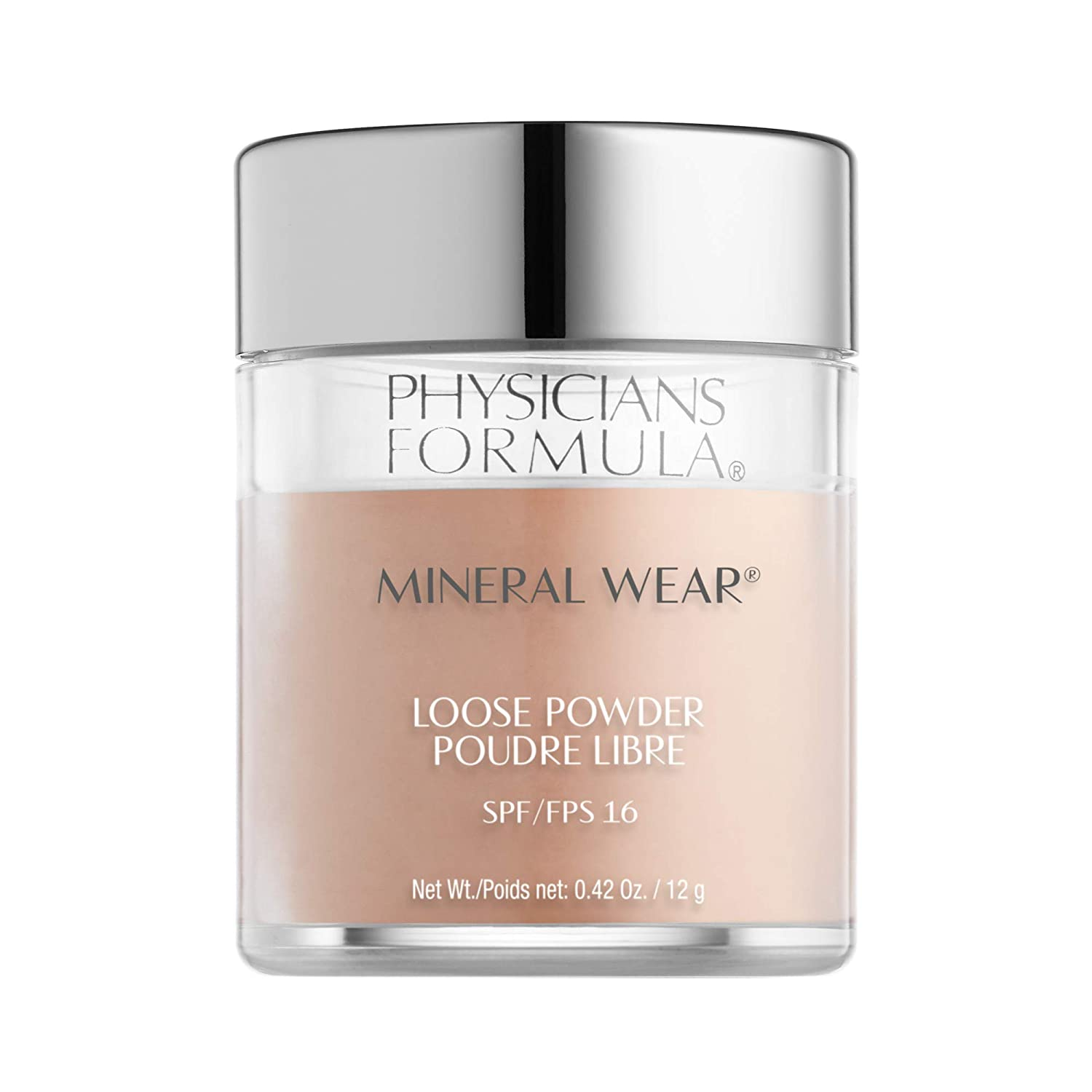 Buy Physicians Formula Mineral Wear Loose Powder Spf 16 - Creamy Natural,  Beige, 12 g Online at Low Prices in India - Amazon.in