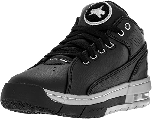 Nike Jordan TE 2 Low (GS) Boys Basketball-Shoes AO1732