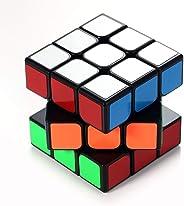 Cubo Mágico Profissional 3x3x3 Moyu MF3 Preto - Cubo Store