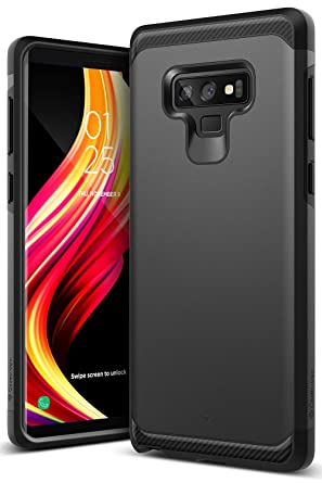 Caseology [Legion Series Galaxy Note 9 Case   [Reinforced Protection]   Black by Caseology