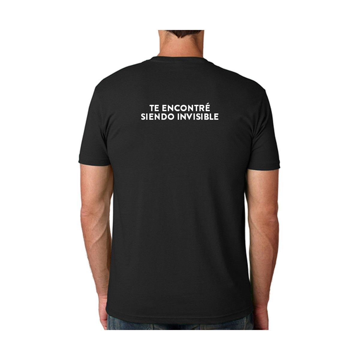 Amazon.com: Ricardo Arjona Official Merch Mens T-Shirt Nada ES Como Tu Camiseta de Hombre: Clothing