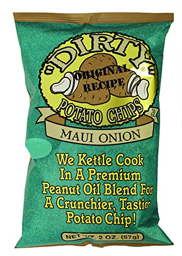 Dirty Kettle Chips, Maui Onion, 2 oz., 25 Count ()
