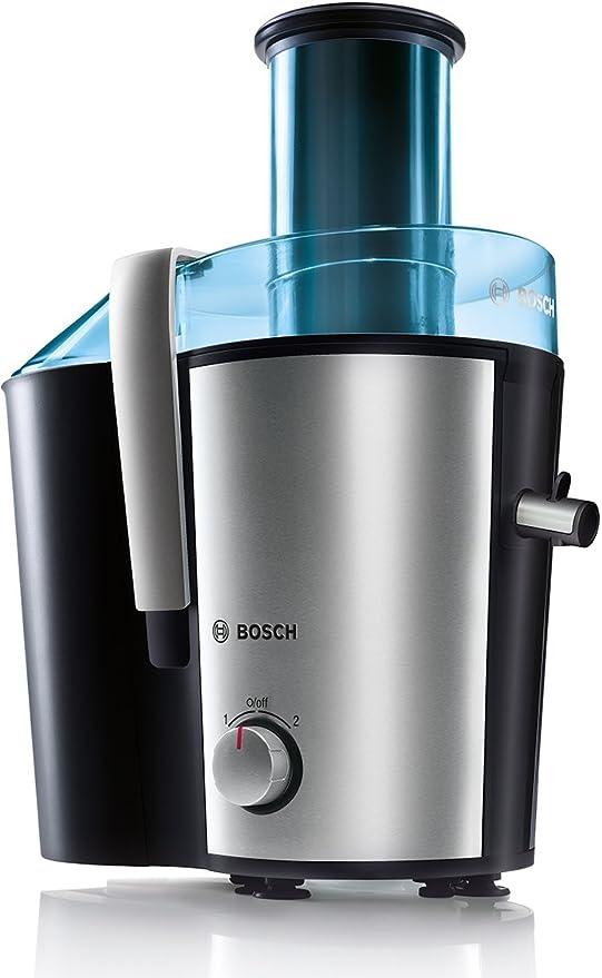 Bosch MES3500 - Licuadora, 700 W, capacidad de 2 l, boca de llenado XL, color gris: Amazon.es: Hogar