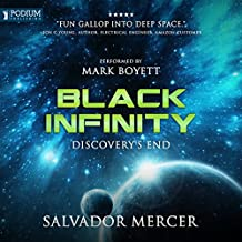 Black Infinity: Discovery Series, Book 3