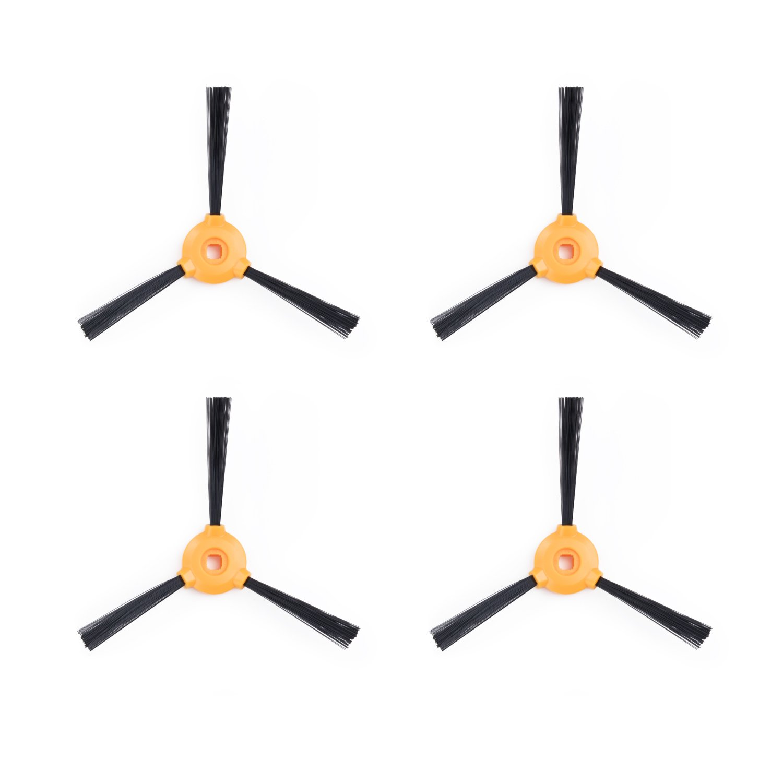 4 brosses latérales pour Eufy RoboVac 11 - Accessoire officiel Eufy T0903071