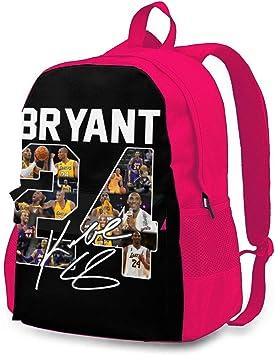 Amazon.com: Kobe-Bryant Unisex Backpack