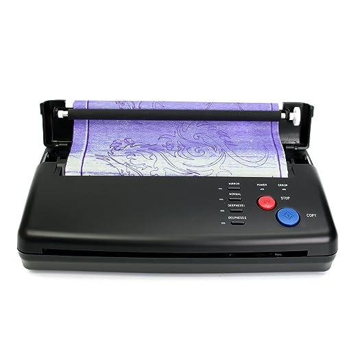 Esténcil térmico para impresora de transferencia de tatuaje ...