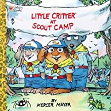 By Mercer Mayer - Little Critter at Scout Camp (Look-Look) (1998-04-16) [Paperback]