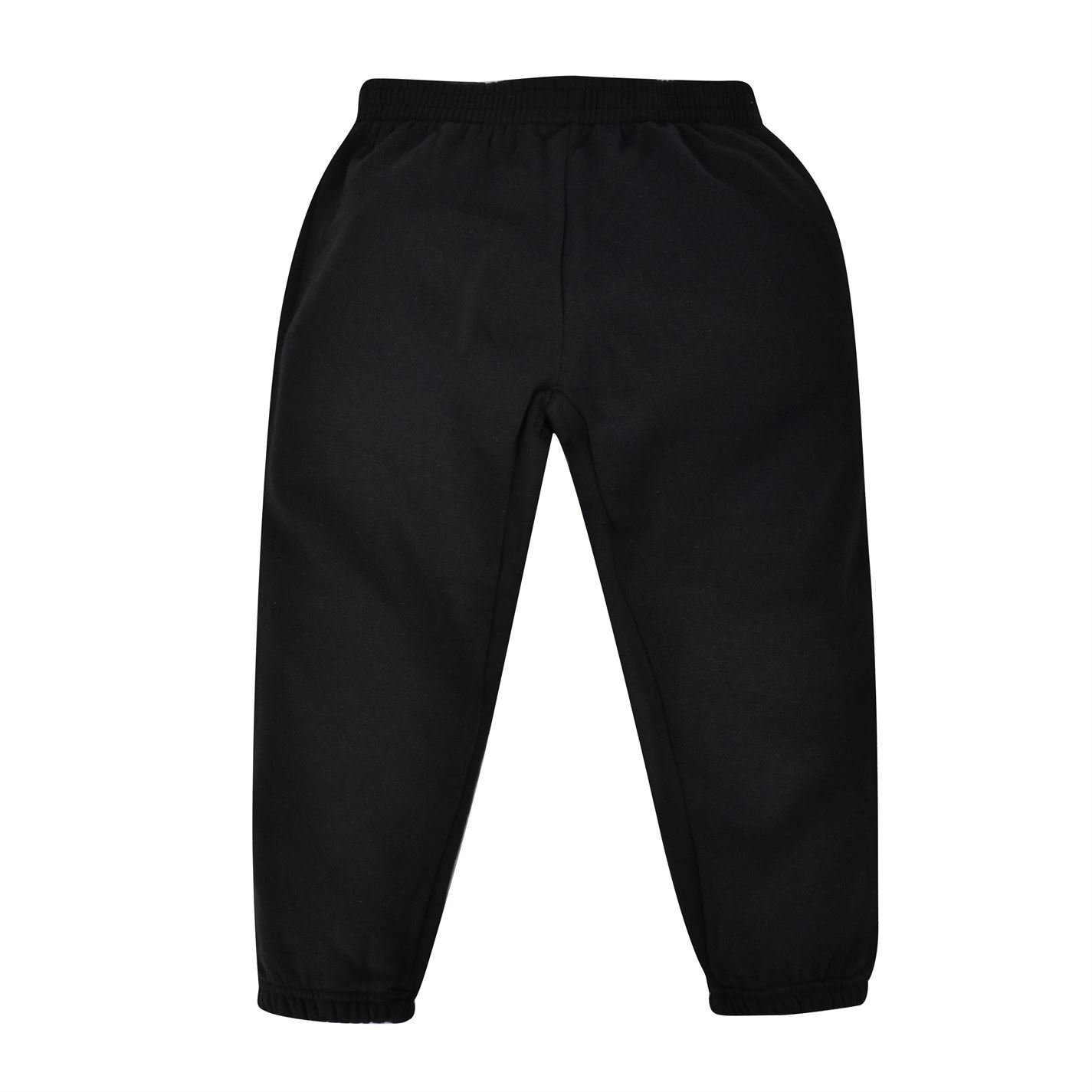 Crafted Bambini Pile Pantaloni Unisex Heatons Ragazzi Sport Elasticizzati