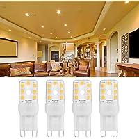 XCSOURCE 4X G9 LED Light Bulb 4W Clear Mini Capsule Replace Halogen Energy Saving LD1831