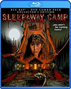 Sleepaway Camp (Collector's Edition) (BluRay/DVD Combo) [Blu-ray] from Shout! Factory