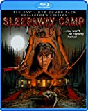 Sleepaway Camp (Collector's Edition) (BluRay/DVD Combo) [Blu-ray] cover.