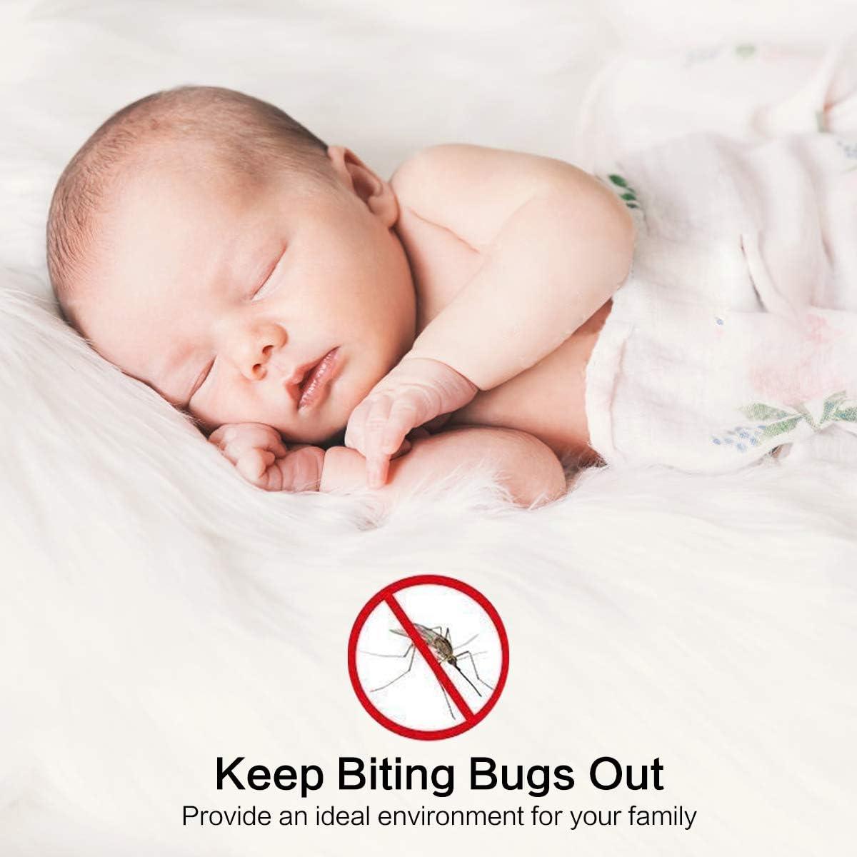 Porte moustiquaire magn/étique anti-moustique