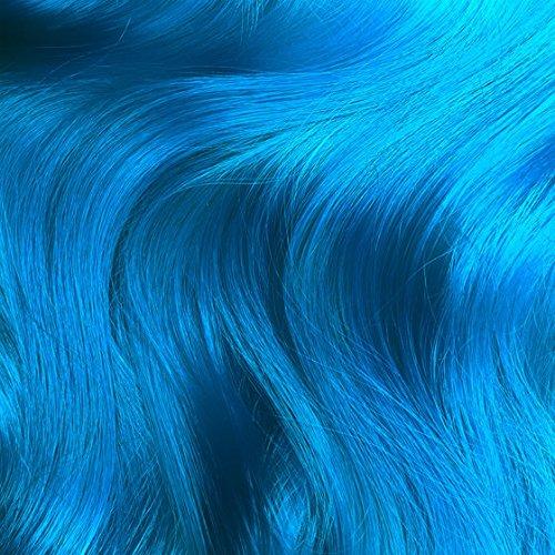 Lime Crime Unicorn Hair - Anime (Full Coverage) Candy Blue Semi Permanent Hair Dye. Vegan Hair Color (6.76 fl oz / 200 mL).