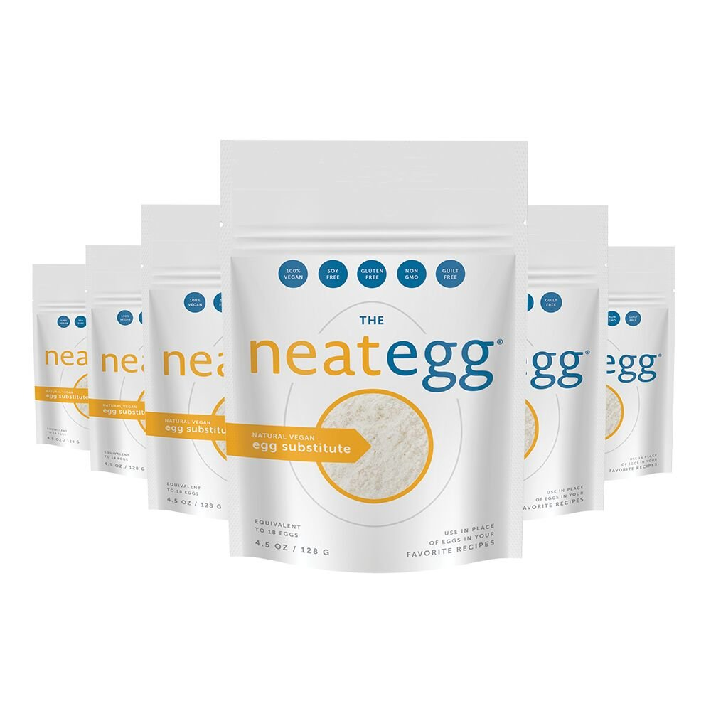 Neat The Egg Substitute, 4.5 Ounce - 6 per case. by Neat