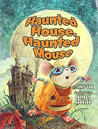 book cover of Haunted House, Haunted Mouse