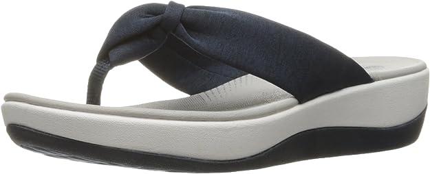 7. Clarks Women's Arla Glison Flip Flop