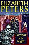 Borrower of the Night by Elizabeth Peters front cover