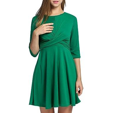 kleid grün 34