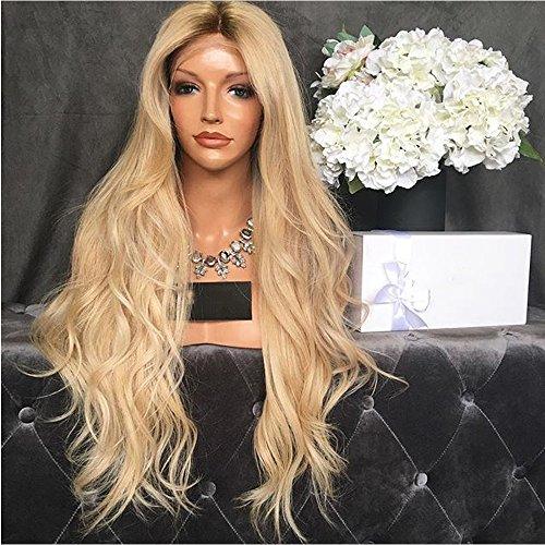 Top Blonde Wig - 8