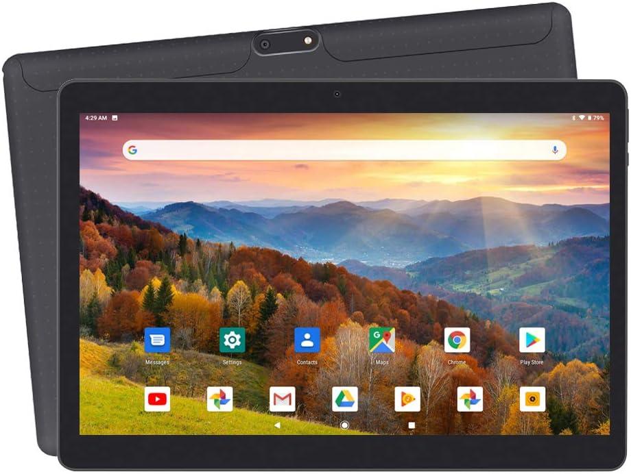 YUNTAB 10,1 pulgadas 3G+WiFi. Las mejores tablets de menos de 100 euros