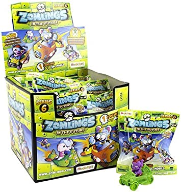 ZOMLINGS- Caja Zom-mobiles (Magic Box INT. Toys ZM6P0201): Amazon.es: Juguetes y juegos