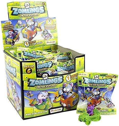 ZOMLINGS- Caja Zom-mobiles (Magic Box INT. Toys ZM6P0201): Amazon.es: Juguetes y juegos
