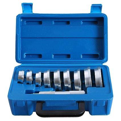 10pc Bearing Race and Seal Driver SetAutomotive Bushing Installer Remover Kit
