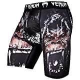 Venum Men's Gorilla Vale Tudo MMA Shorts Black - Best Reviews Guide