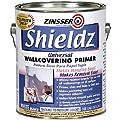 Rust-Oleum Corporation 02501 Zinsser Shieldz Universal Wallcovering Primer Sealer, 1-Gallon