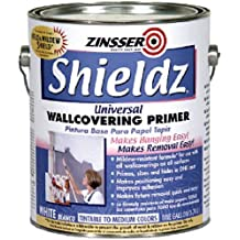 Rust-Oleum Corporation 02501 Zinsser Shieldz Universal Wallcovering Primer Sealer, 1-Gallon