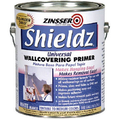 Rust-Oleum Corporation 02501 Zinsser Shieldz Universal Wallcovering Primer Sealer, (Universal Sealer)