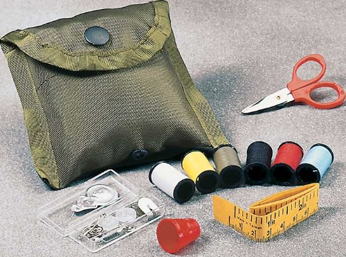 (3.39 G.I. Style Sewing Kit)