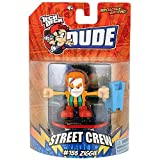 Tech Deck Dude Ridiculously Awesome Street Crew