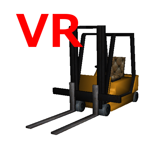VR Forklift Simulator (Ps4 Move Just)