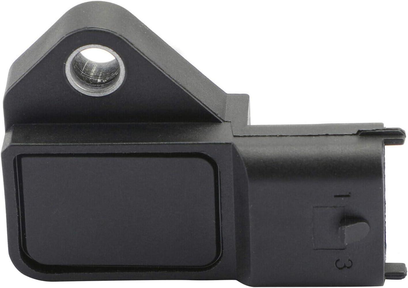 RETYLY pour Vauxhall Nouveau Type de Collecteur Pressurisation Absolument Pression 2.5Bar Capteur Map 0281002487 9728786